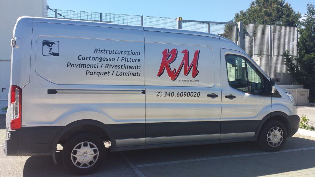 furgone ramini ristrutturazioni perugia