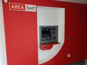 costruzione parete forma personalizzata ufficio