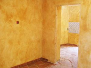 tinteggiatura appartamento bastia giallo