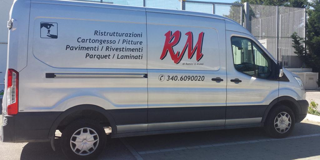 furgone ramini ristrutturazioni