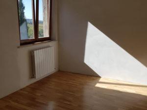 posa parquet casa nuova